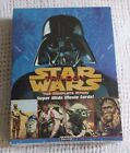 1997 TOPPS STAR WARS TRILOGY SUPER WIDE MOVIE CARD SEALED BOX 36 Packs New 1997