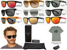 NEW Electric Knoxville Melanin Ohm Lens Mens Square Sunglasses Msrp100