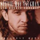 Greatest Hits by Stevie Ray Vaughan & Double Trouble 1995 CD Epic Crossfire
