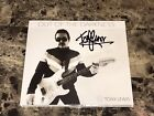 Tony Lewis of The Outfield Rare Signed Limited Edition CD Out Of The Darkness