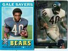 Top 10 Gale Sayers Football Cards 16