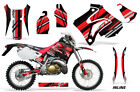 Dirt Bike Graphic Kit Decal Sticker Wrap For Honda CRM250AR 1996-1999 INLINE R K