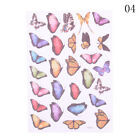 Fairy Butterfly Diary Scrapbook Decoration Diy Stickers Toys School Supply Ec