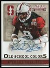 2015 Richard Sherman Contenders Draft Picks Old School Auto Autograph SSP 50