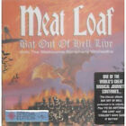 MEAT LOAF Bat Out Of Hell Live CD Europe Mercury 2004 9 Track Recorded Live