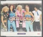 GIRLS AT PLAY Respectable CD UK Red Bus 2001 3 Track Radio Mix B/W Extended Mix
