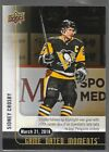 2017-18 Upper Deck Game Dated Moments Hockey Cards 6