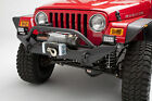 Body Armor TJ 19531 4 X 4 Front Bumpers