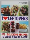 Weight Watchers I Love Leftovers 175+ Delicious Recipes PointsPlus 2012