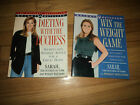2 Weight Watchers Diet Books Duchess of York Sarah Ferguson Menu Plans + Recipes