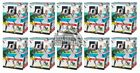 2016-17 Panini Donruss Soccer 11ct Blaster 10-Box Lot