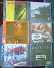 6 SEALED MUSIC CD LOT - KID ROCK, ALICE IN CHAINS