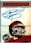 Johnny Manziel Signs Exclusive Autographed Memorabilia Deal with Panini Authentic 3