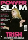 TRISH STRATUS Power Slam Wrestling Magazine August 2002 Issue 97 MATT HARDY