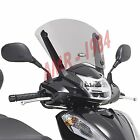 FAIRING LOWER SPORT SMOKE' HONDA SH 300i FROM 2015 AL 2017 GIVI D1143S