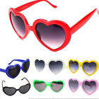 Summer Love Heart Shaped Lolita Sunglasses Sun Glasses Funny Many Colours New