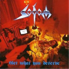 Sodom-Get What You Deserve (UK IMPORT) CD NEW