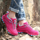 Womens Breathable Sports Shoes Hiking Climbing Shoes Mesh Outdoor Sneakers New