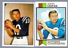 Johnny Unitas Cards, Rookie Card and Autographed Memorabilia Guide 9