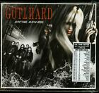 Gotthard Anytime Anywhere digipack CD new