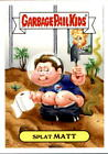2016 Topps Garbage Pail Kids Not-Scars Oscars Cards - Update 12