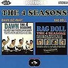 Four Seasons Dawn (Go Away & Rag Doll (1994) CD TWO ALBUMS SAVE IT FOR ME RONNIE