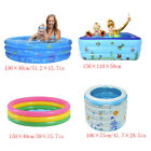 New Inflatable Swimming Pool Center Lounge Family Kids Water Play Fun Backyard