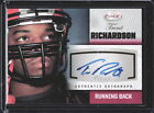 Trent Richardson Cards, Rookie Cards and Autographed Memorabilia Guide 8