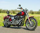 2000 Harley-Davidson Dyna  2000 Harley Davidson Dyna Low Rider FXDL Red