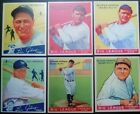 Cheap Vintage Babe Ruth Cards - 10 Cards for Under $50 13