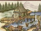 Row Evergreens RETIRED U get photo2 LKexamples ART IMPRESSIONS RUBBER STAMPS