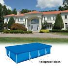 Rectangle 20x40 Swimming Pool Dust Cover Cloth Winter Cover