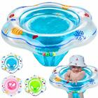 Baby Swimming Pool Floats with Double Airbags Safety Seat Baby Floats for Pool