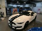 2019 Mustang Shelby GT350 2019 Ford Mustang Shelby GT350 8 Miles Oxford White 2dr Car Premium Unleaded V 8