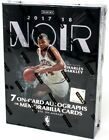 2017 18 PANINI NOIR BASKETBALL HOBBY BOX