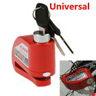 1PC Motorcycle Scooter Bicycle Anti-theft Wheel Disc Brake Security Alarm Lock