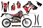 Dirt Bike Graphic Kit Decal Sticker Wrap For Honda CRM250AR 1996-1999 TRIBAL R K