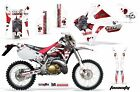 Dirt Bike Graphic Kit Decal Sticker Wrap For Honda CRM250AR 1996-1999 TOXIC R W