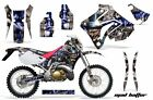 Dirt Bike Graphic Kit Decal Sticker Wrap For Honda CRM250AR 1996-1999 HATTER U S
