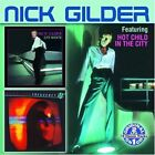 NICK GILDER CITY NIGHTS & FREQUENCY TWO ALBUMS FREE UK POST