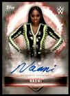 2019 Topps WWE Road to WrestleMania Cards 10