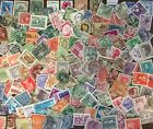 Lot J 125 Different SMALL DEFINITIVE Worldwide Stamp Collection
