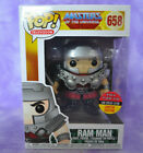 SDCC 2018 FUNKO POP TOY TOKYO EXCLUSIVE MOTU RAM MAN # 658 LIMITED EDITION BOX#1