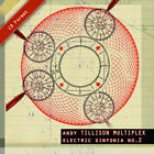 The Andy Tillison Multiplex - Electric Sinfonia No 2 CD SEALED 2014 THE TANGENT