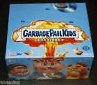 2014 TOPPS GARBAGE PAIL KIDS SERIES 2 HOBBY BOX LOOK FOR BONUS AUTO GOLD SKETCH