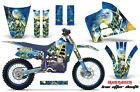 Graphics Kit Decal Sticker Wrap + # Plates For Husaberg FC 501 1997-1999 IM LAD