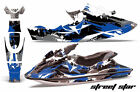Jet Ski Graphics Kit Decal Wrap For Sea Doo Bombardier GSX 1996-1999 STREET BLUE