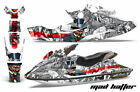 Jet Ski Graphics Kit Decal Wrap For Sea Doo Bombardier GSX 1996-1999 HATTER R W