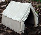 Canvas Tent Miniature Highly Detailed 1 24 Scale G Scale Diorama Accessory Item