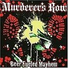 Beer Fueled Mayhem, Murderer's Row, Audio CD, New, FREE & Fast Delivery